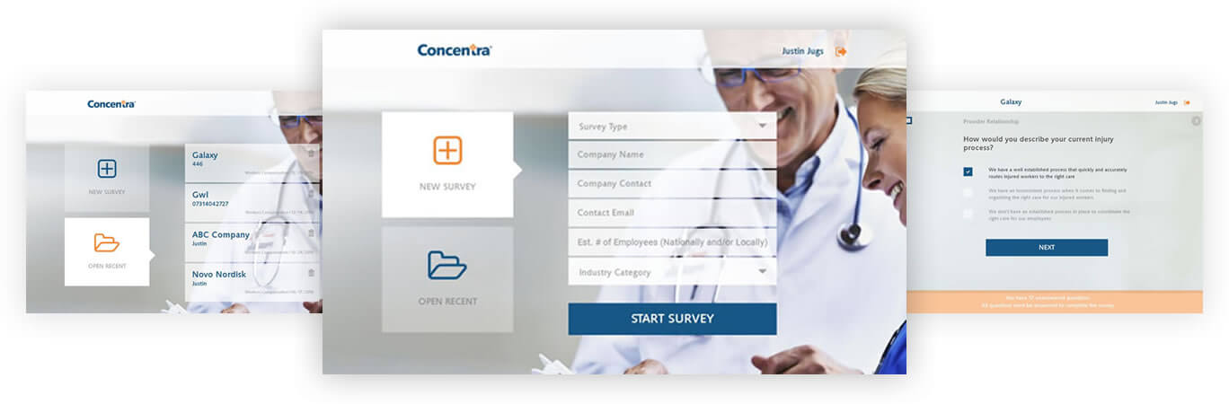 Concentra Survey