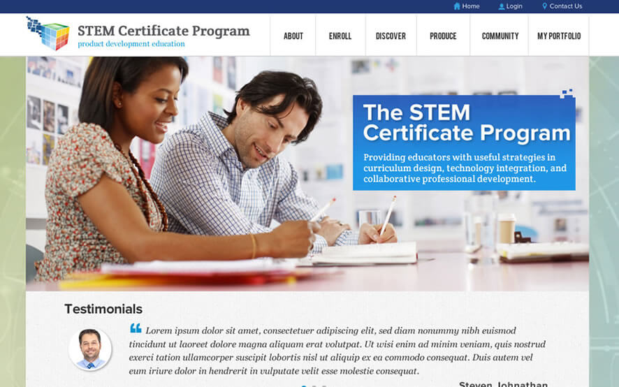 STEM Certificate Program for K-12 Educators