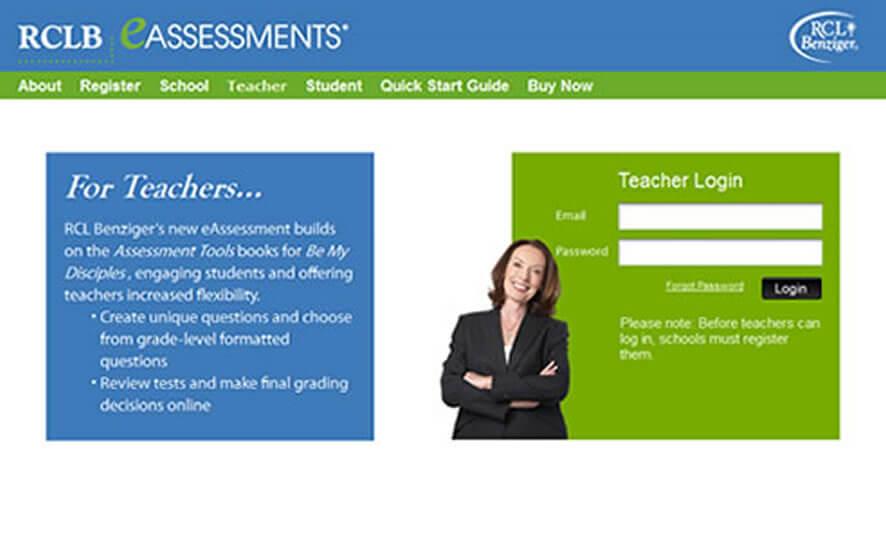 Online Assessment Platform for School Students