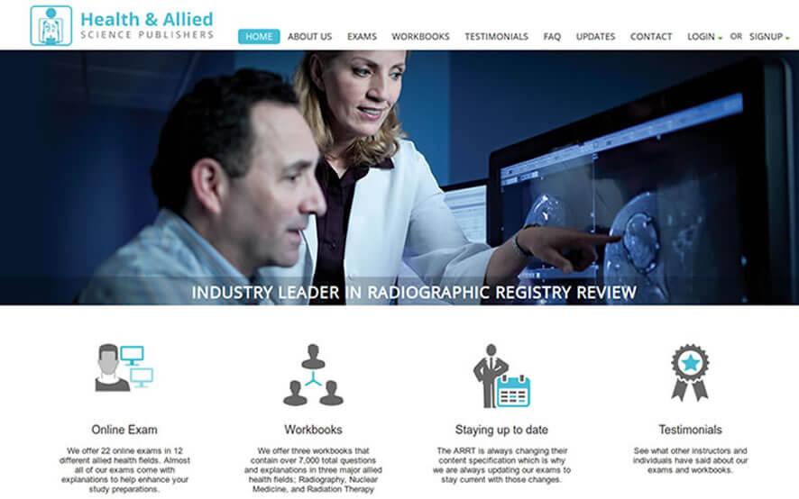Preparatory Platform for Allied Health Field