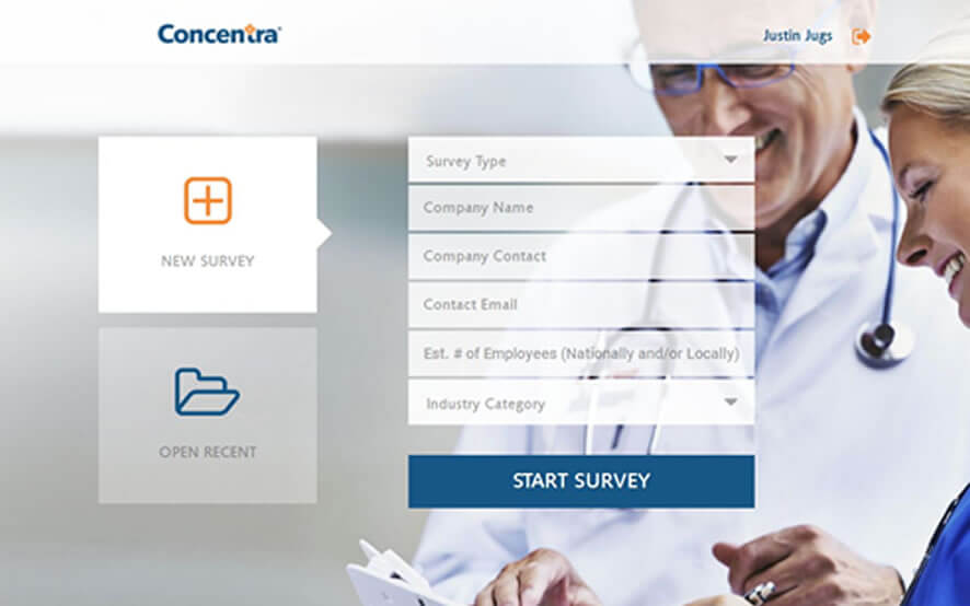 Concentra improving healthcare